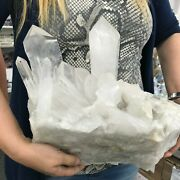 The Power Of Healing Crystal Quartz 12.6 Kg / 27 Lbs All Offers Welcome