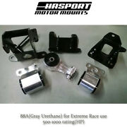 Hasport Stock Replacement Mount Kit For 2006-2011 Honda Civic Non-si Fg1stk 88a