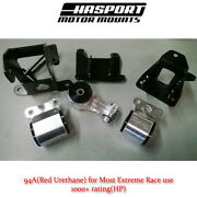 Hasport Stock Replacement Mount Kit For 2006-2011 Honda Civic Non-si Fg1stk 94a
