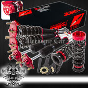 2013+ Gs350 Rwd Adjustable Coilovers Height Damping System 4gs 5gs Jdm Sport