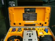 Revere Aircraft Weighing System Jet-weigh 150000 Lbs C-55800 Three Load Cells