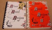Lot 2 River Road Recipes 1993 And Ii 1979 By Junior League Of Baton Rouge La