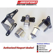 Hasport Stock Replacement Engine Mount Kit 2012-2015 For Civic Si Fg4stk-94a