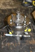 Parr Instruments 236hc10 T316 Pressure Chamber Mawp 1900 Psi @ 350c