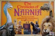 The Chronicles Of Narnia Board Game 1988 Bbc Tv Brand New Still Shrink Wrapped