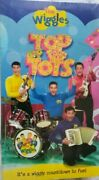 The Wiggles Top Of The Tots - Super Rare Vhs Video Tape 2003 Music Brand New