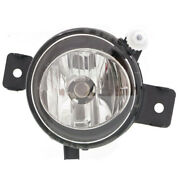 11-13 X5 W/o M Package Front Driving Fog Light Lamp Assembly W/bulb Right Side