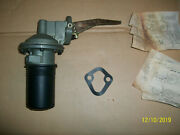 4524 Fuel Pump Nos Possibly For Some 1962 1963 Ford And Mercury Models