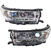 811100e330 811500e330 Headlight Lamp Left-and-right Lh And Rh For Highlander