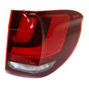 For 14-18 Bmw X5 Outer Taillight Taillamp Rear Brake Light Stop Lamp Right Side
