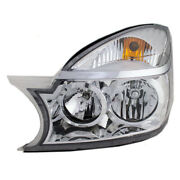 Headlight Fits 2004-2007 Buick Rendezvous Driver Side Halogen Headlamp Assembly
