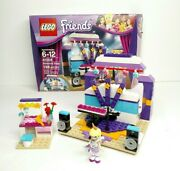 Lego Friends Stephanie's Grand Entrance 41004 With Box And Manual Defects