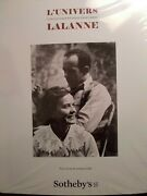 Sotheby's L'univers Lalanne Paris Catalogue 23 And And 24 October 2019 Rare