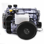 195ft/60m Waterproof Underwater Housing Cover For Sony A6000 A6300 A6500 Camera