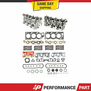 Left And Right Cylinder Head Head Gasket Set W/bolts For 88-95 Toyota Tacoma 3vze