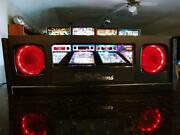 Cactus Canyon Pinball Machine Lighted Speakers For Aftermarket Game Speakers
