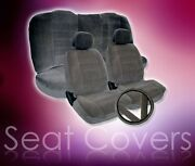 2018 2017 2016 2015 2014 2013 For Toyota Camry Velour Seat Cover