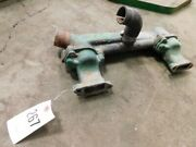 John Deere 4020 Diesel Tractor Thermostat Housing Part R36781r Tag 267