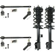 Suspension Kit Front Left-and-right Lh And Rh For Ford Escape Mazda Tribute 01-06