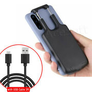Type C 5000ma External Usb Power Bank Pack Battery Charger Case For Lg Cellphone