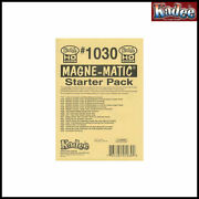 Kadee No 1030 Starter Pack, Couplers, Tools, Magnet And Access - Ho/oo Scale