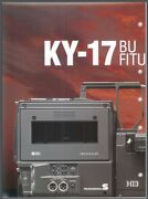 Jvc Ky-17fituch 3-fit-ccd Color Camera Less Lens Without Lens