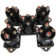 Solenoid For Club Car Ds 36v Electric 100amp 76-98 Golf Cart Universe Set Of 5