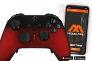 Shadow Red Xbox One Elite 2 Series Smart Custom Modded Controller Mods For Fps
