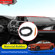 Dust Proof Anti- Noise Car Dashboard Windshield Sealing Strips For Bmw 2 Series