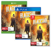 Blacksad Under The Skin Adventure Detective Game Sony Ps4 Xbox One Switch