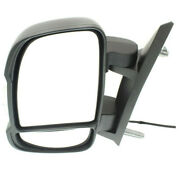 14-19 Promaster Van Rear View Mirror Assembly Manual W/signal Light Driver Side
