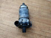 03-14 Mercedes W221 S600 E55 C32 Cl65 Amg Auxiliary Water Pump A0005000386 Oem