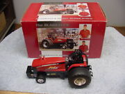 Speccast 1/16 Case Ih Blagraves Red Horse Diesel Super Stock Pulling Tractor