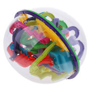 Magideal 299 Step Labyrinth Puzzle Ball 3d Maze Intellect Kid Toy Magic