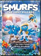 Smurfs The Lost Village Dvd Brand New Factory Sealed Kids Animated Movie 2017