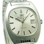 Automatic Tv-screen 1872 Cal.8541b Automatic Vintage Watch 1970and039s Oh