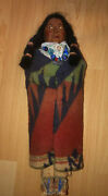 Vintage Skookum Native American Indian Doll 15.5 Inches