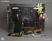 Enterbay Real Masterpiec Rm-1083 Ip Man 4 Donnie Yen Chi Tan 1/6 Figure In Stock