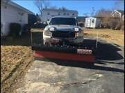 Boss Sport Poly Snowplow 7and0396 7.5and039
