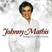 Sending You A Little Christmas - Audio Cd By Johnny Mathis - Very Good