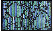 Hand Knotted Rose Garden William Morris Rug 3and039 2 X 5and039 0 - P3957