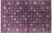 6and039 2 X 9and039 7 William Morris Handmade Rug - P6507