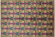 6and039 0 X 8and039 7 William Morris Handmade Area Rug - P7081