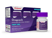 Walgreens Omeprazole 20 Mg 42 Tablets 3 Bottle 14 Day Treatment Ships Fast New