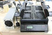Mj Research Ptc-225 Peltier Thermal Gradient Cycler 384 With Power Supply