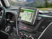 Alpine X902d-id 9andrdquo Touch Screen Navigation For Iveco Dailycompatible With Apple