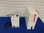 Leica Ctr Mic 301-393.020 And Microscope Light Source Power Supply 301-185.104-000