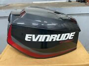 Evinrude Brp Etec Top Cowling Engine Cover Hood 115 130 Hp 285862