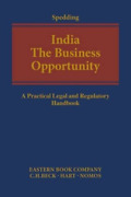 Spedding Linda S-india The Business Opportunity A Practi Uk Import Bookh New