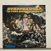 《jpn Red Lp Steppenwolf/at Your Birthday Partyhp-8662